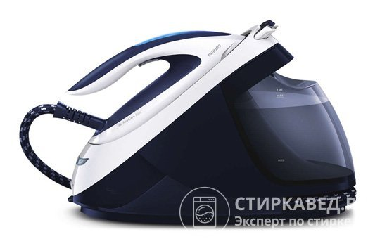 Паровая станция Philips GC 9620/20