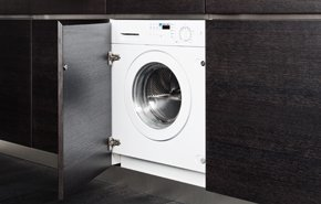 Как выбрать встроенную стиральную машину для кухни