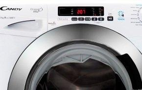 Коды ошибок стиральных машин Candy
