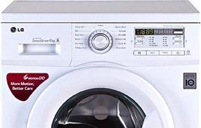 Ошибка UE на стиральной машине LG: описание