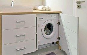 Встраиваемая стиральная машина Bosch WIS 28440 OE и другие модели
