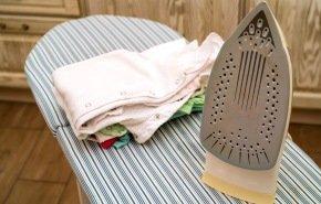 Как очистить подошву утюга с тефлоновым покрытием