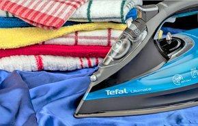 Как почистить утюг Tefal внутри от накипи в домашних условиях